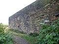 Wall, Bare Head Lane, Northowram - geograph.org.uk - 589634.jpg