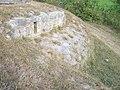 Wall bastion - Sirkap.jpg