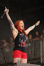 Walls of Jericho With Full Force 2014 01 A.JPG