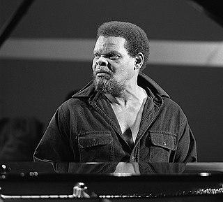 Walter Davis Jr. American pianist