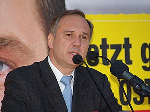 Walter Rosenkranz - Image: Walter Rosenkranz Sankt Poelten 20080918