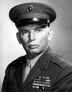 Walter W. Wensinger U.S. Marine Corps Lieutenant General
