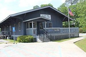 Walthourville, Georgia - Walthourville Post Office