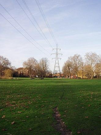 Wandle Park, Merton - Wandle Park