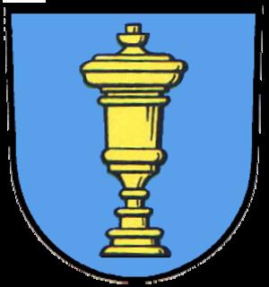 Michelbach an der Bilz - Image: Wappen Michelbach an der Bilz