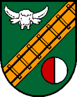 Pasching - Image: Wappen at pasching