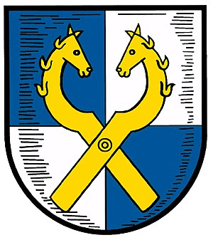 Kakenstorf - Image: Wappen der Gemeinde Kakenstorf