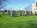 War Graves in Warmwell Churchyard - geograph.org.uk - 374450.jpg