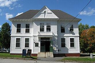 Warwick, Massachusetts - Warwick Town Hall
