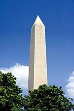 The Washington Monument in Washington, D.C., USA