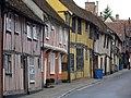 Water Street, Lavenham-geograph-1846448.jpg