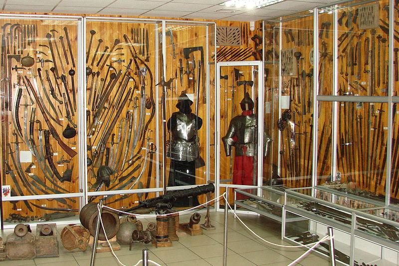 Музей оружия в Запорожье