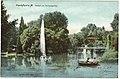 Weiher im Palmengarten, Frankfurt a.M., O. Zieher 1907.jpg