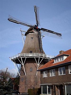 Heerenveen - Welgelegen or Tjepkemas Molen.