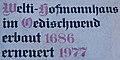 Welti-Hofmannhaus im oberen Ödischwend Detail Inschrift.jpg