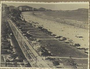Praia - Gonzaga