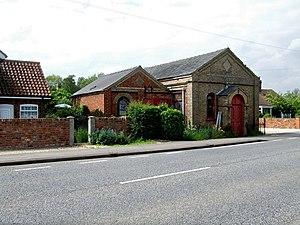 Keal Cotes - Image: Wesleyan Chapel, Keal Cotes