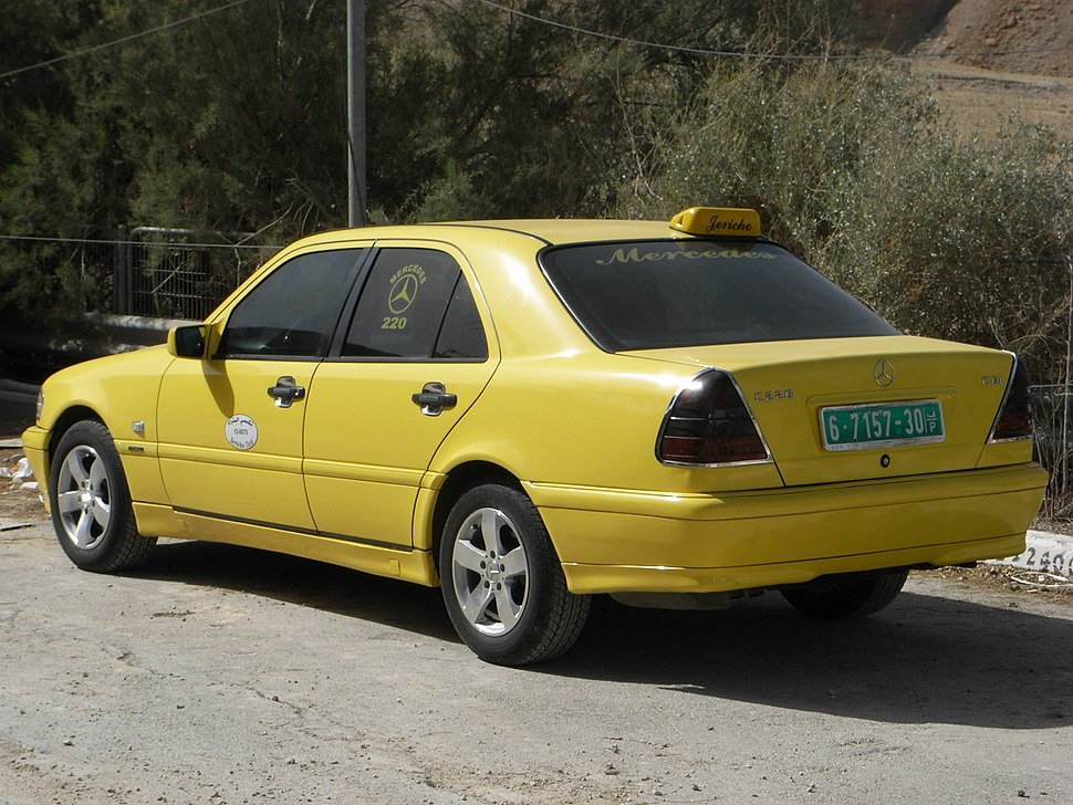 West Bank Taxi