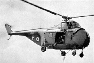 Westland Whirlwind (helicopter) - Whirlwind of the Royal Navy