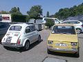 White Fiat 500 and Beige Fiat 126.jpg