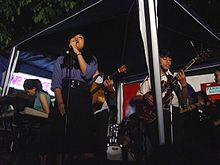 White Shoes and The Couples Company performing live at We Are Pop vol. 7.jpg