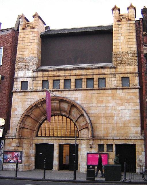Whitechapel art gallery 1