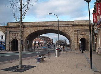 Wicker Arches - Image: Wicker arches 2