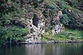 Wicklow Mountains National Park Glendalough Valley St Kevins Bed 02.JPG