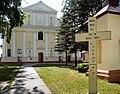 Wielkie Oczy kościół, ob. parafialny pw. Niepokalanego Poczęcia NMP w zespole klasztornym dominikanów JoannaPyka.JPG