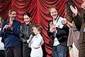 Wien-Premiere Die beste aller Welten 24 Günter Goiginger Verena Altenberger Jeremy Miliker Adrian Goiginger Tiziana Aricò.jpg