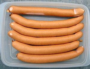 Vienna sausage - Smoked Vienna sausages