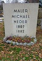 Wiener Zentralfriedhof - Gruppe 14A - Johann Michael Neder (1).jpg