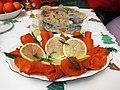 Wigilia 2020 Poznan (pickled herring and salmon) (2).jpg
