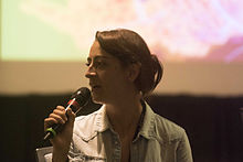 Wikimania 2015 talks - Day 5 (93) - cropped.jpg