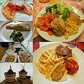 Wikimania 2016 food Deryck 05.jpg