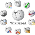 Wikipedia logo collage.png
