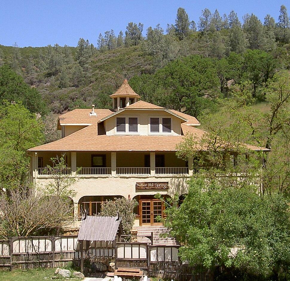 Wilbur Springs CA 3604