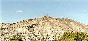 Wilkins Peak - Image: Wilkins Peak NW