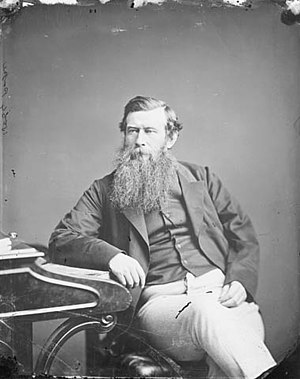William Henry Pope (Canadian politician) - Image: William Henry Pope