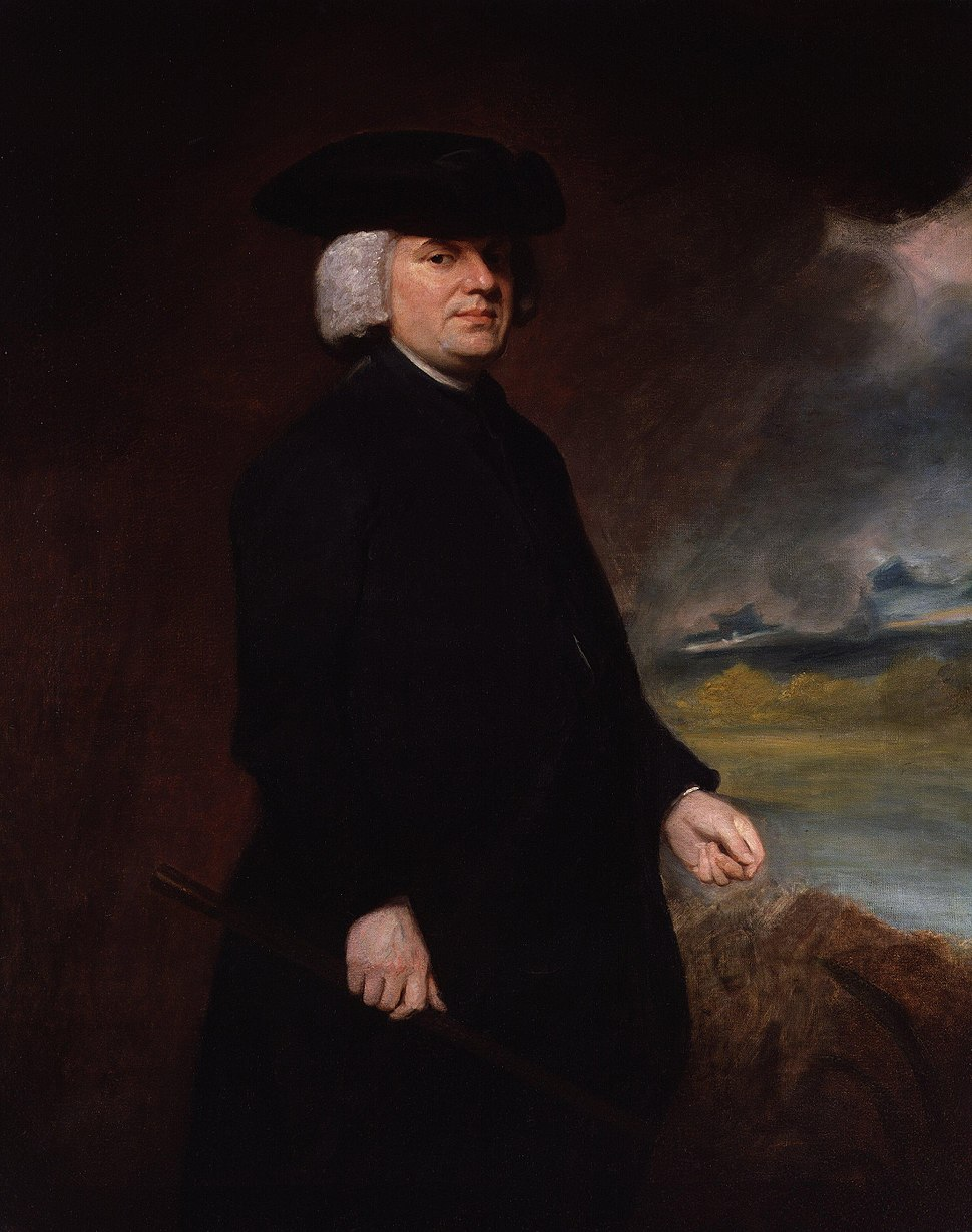 William Paley by George Romney