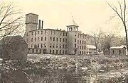 Wilton Woolen Company Mill, Wilton, NH