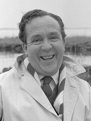 Wim Kan - Wim Kan in 1960