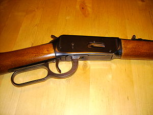 English: Winchester 94 Carbine from late sixti...