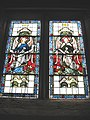 Windows depicting angels, Turnastone Church - geograph.org.uk - 1203300.jpg