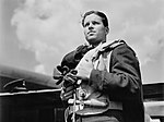 Wing Commander Guy Gibson VC, Commanding Officer of No. 617 Squadron (The Dambusters), May 1943. CH11047.jpg