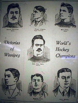 Winnipeg Victorias - Winnipeg Victorias 1901