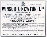 Winsor %26 Newton | Revolvy