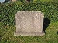 Witten Gedenksteine Zwangsarbeiter katholischer Friedhof Herbede Grabstein.jpg
