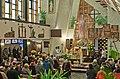 Wnętrze kościoła pw. Pana Jezusa Dobrego Pasterza w Krakowie.jpg