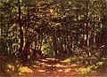 Wnetrze lasu by Władysław Malecki.jpg